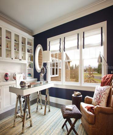 18 mẫu thiết kế khu vực làm việc tại nhà tuyệt đẹp và ấn tượng