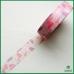 Băng dính trang trí Nichiban Petit Joie PJMT-15S014 (Hồng)
