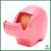 Cắt băng dính con voi Nichiban CT-15ZCP 15mm (Hồng)