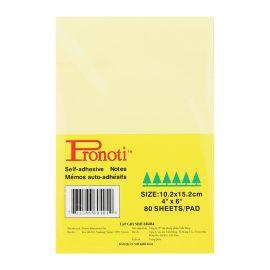 Giấy note Pronoti 60404 10,2 x 15,2cm