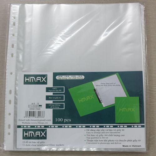 Sơ mi lỗ HMAX 300gram 3C