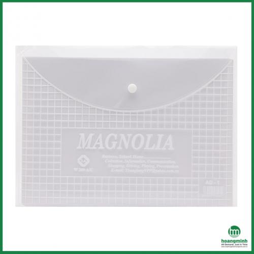 Túi đựng hồ sơ loại dày Magnolia W209 A/C AD-1 khổ A4
