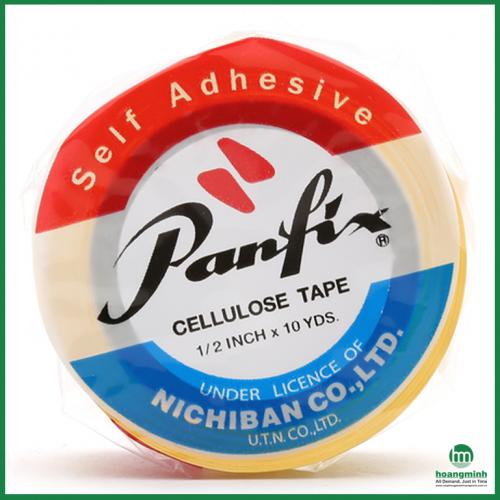 Băng dính Panfix Cellulose 25mm x 12mm x 10yard