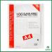 Sơ mi đục lỗ XiFu 303A A4 (Tập 100 tờ)