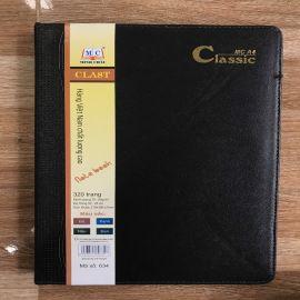 Sổ classic A4 8 tay